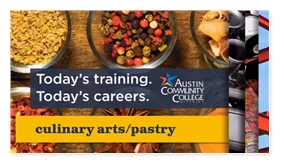 Career Training Culinary Arts
