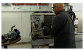 HART: How to Pull a Vacuum Pump