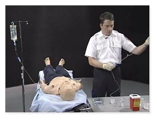 EMS - IV Piggyback