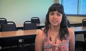 Mentor Michelle Lopez talks about her experiences at ACC