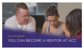 PSA: How to become a mentor to promote student success