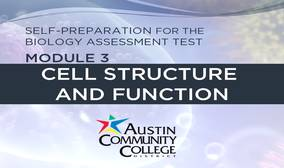 Biology Review Module 3: Cell Structure and Function