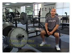 Personal Trainer Student
