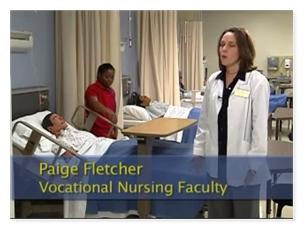 Vocational Nursing Faculty